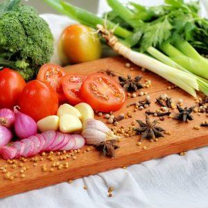 Alimentation saine et vivante